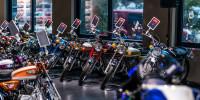 Yamaha Motor Collection Hall